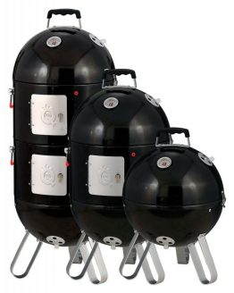 3 in 1 BBQ Smokers